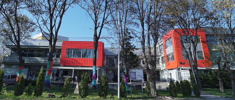Located near the centre